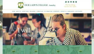 Our Lady's College Portal