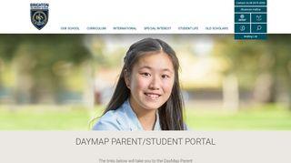 Parents Portal Bss