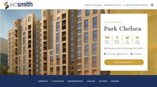 Park Chelsea Resident Portal
