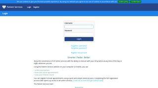 Patient Online Portal