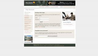 Pilgrims Employee Portal