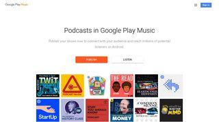 Podcast Portal