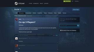 Portal 2 3 Player