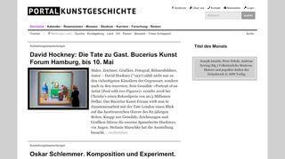 Portal Kunstgeschichte