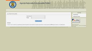 Portal Management Anfp