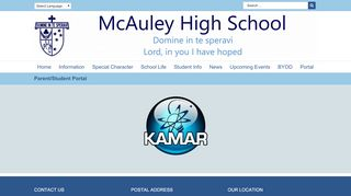 Portal Mcauley