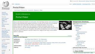 Portal Poker
