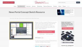 Portal Sketch