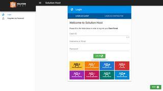 Portal Solution Host