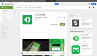 Portal Stone App