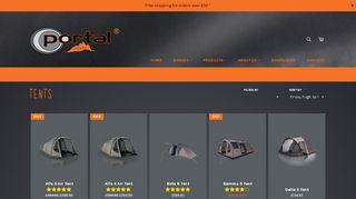 Portal Tent