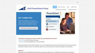 Powerschool Portal Lssd