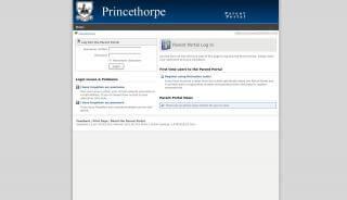Princethorpe Parent Portal
