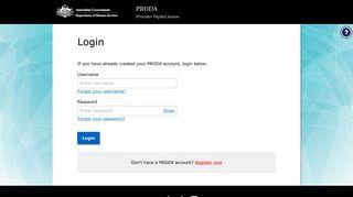 Proda Portal