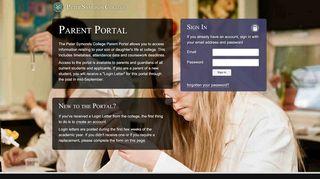 Psc Intranet Parent Portal