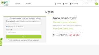 Ptcl Portal Username Password