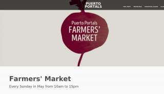 Puerto Portals Farmers Market