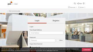 Pwc Intranet Portal