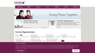 Qatar Airways Career Portal