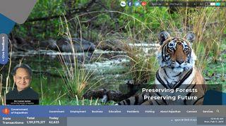Raj Web Portal