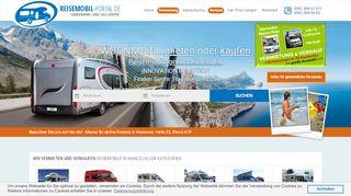 Reisemobil Portal