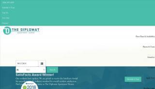 Resident Portal The Diplomat