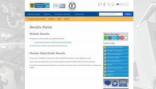 Result Portal