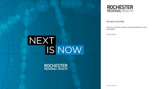 Rochester General Workday Login