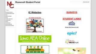 Roosevelt Student Portal