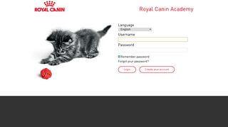 Royal Canin Learning Portal