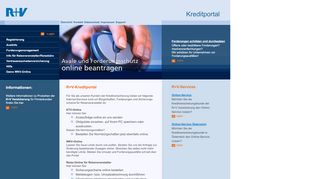 Ruv Kredit Portal