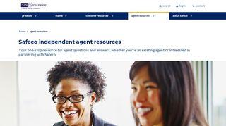 Safeco Agent Incentives Login