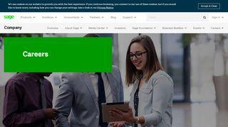 Sage Career Portal