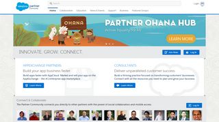 Salesforce Partner Community Portal