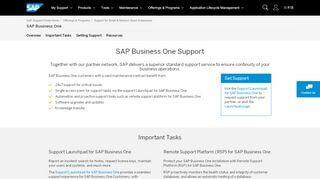 Sap Business One Portal