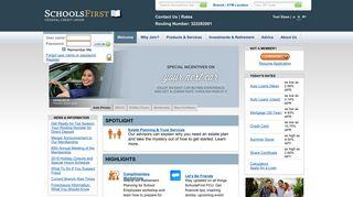 Schools First Fcu Com Portal