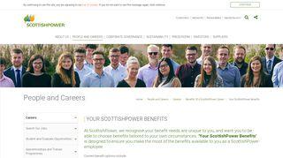 Scottish Power Employee Portal