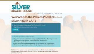 Silver Health Care Portal