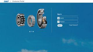 Skf Customer Portal
