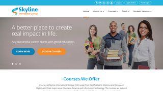 Skyline College Portal