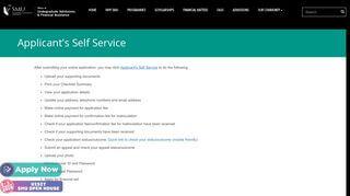 Smu Self Service Portal