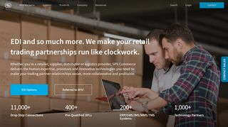 Sps Commerce Portal