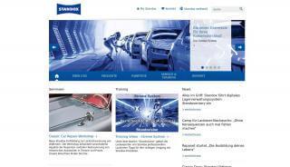 Standox Portal