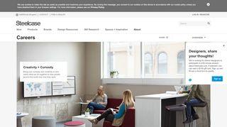 Steelcase Careers Portal