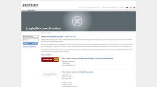 Streif Baulogistik Portal