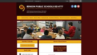 Student Portal Benson