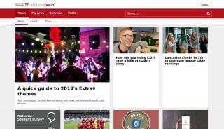 Student Web Portal