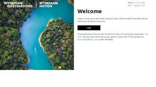 Success Matters Login Wyndham