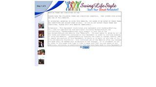 Swingerlifestyle Com Login