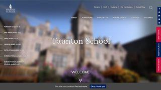 Taunton School Portal